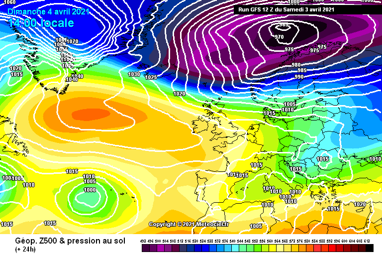 Previsioni settimana meteo in Abruzzo dal 4 al 10 Aprile 2021