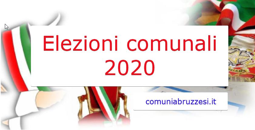 Fissate le date per le amministrative comunali 2020 post Covid-19