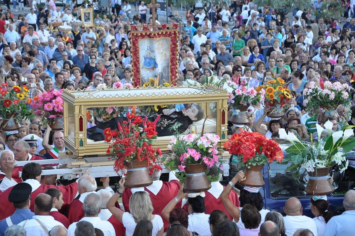 Isola G.S.: Festa popolare di San Gabriele