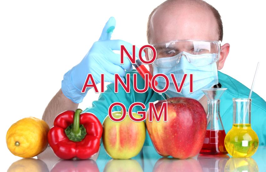 NO ai nuovi OGM introdotti in agricoltura dai decreti del Governo Conte