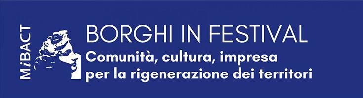 I piccoli comuni partecipano in massa a Borghi in Festival