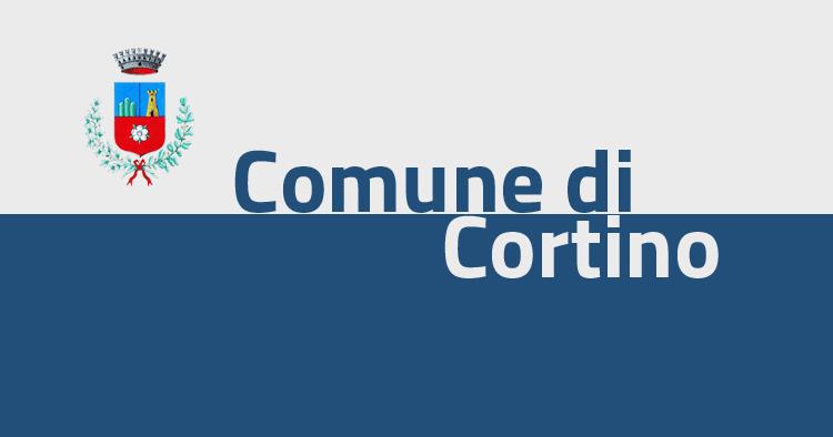 Cortino - Nuovi loculi nei cimiteri di CASANOVA- PADULA - ELCE e COMIGNANO