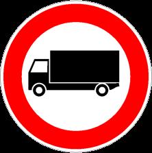 Cortino - Divieto di transito mezzi pesanti su Strade Comunali per Casagreca e Casanova