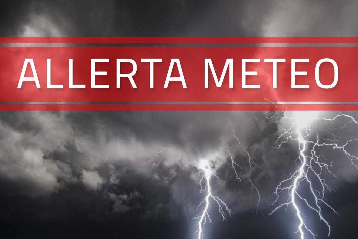 Castel Castagna - Allerta meteo regionale