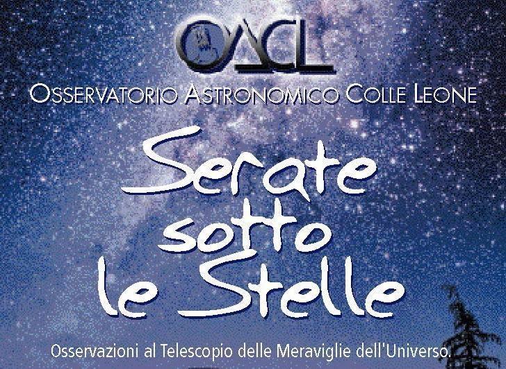 Mosciano Sant'Angelo - Apertura Osservatorio Astronomico Colle Leone